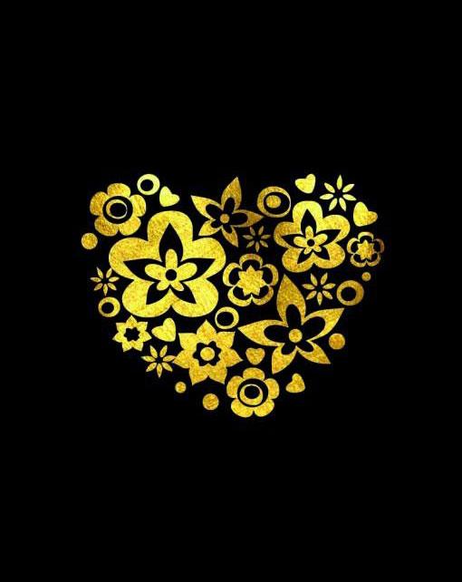 Lovely Heart - Gold Sin Jewels