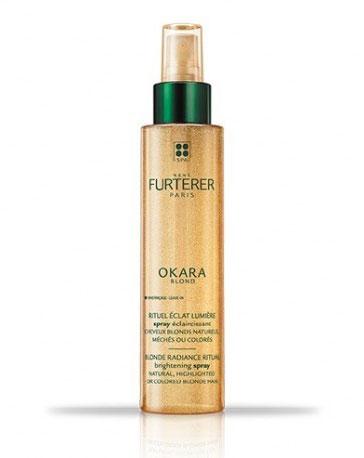 Okara Blond Nuevo Spray Activador De Brillo 150ml - Rene Furterer