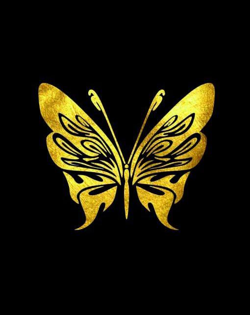 Fairy Butterfly - Gold Sin Jewels