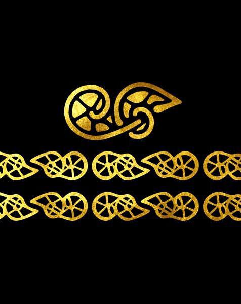 Gold Sin Jewels - Romantic Drops