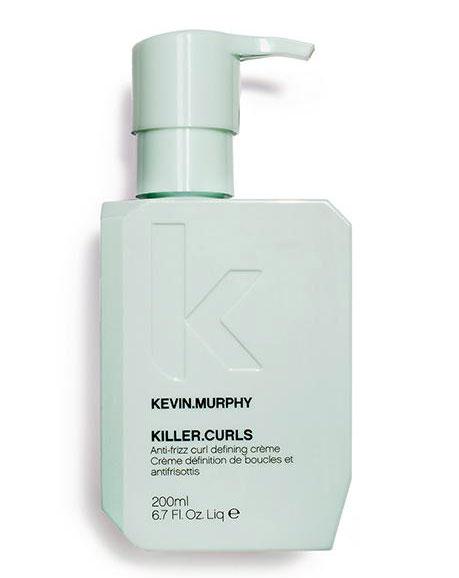 Killer Curls Crema Anti-frizz Para Definir El Rizo 200ml - Kevin Murphy