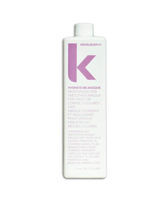 Hydrate-me Masque Mascarilla Hidratante Y Suavizante 1000ml - Kevin Murphy