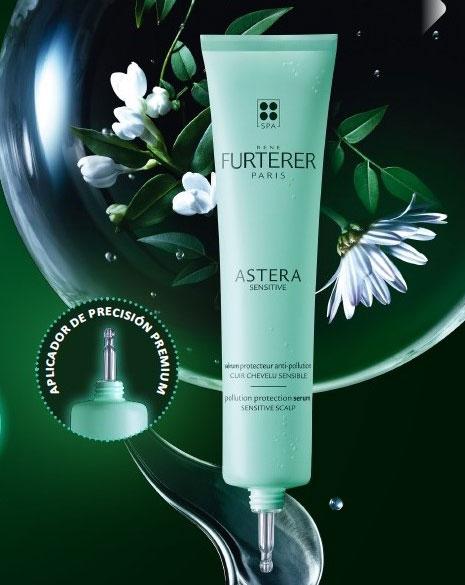 Astera Sensitive Suero Protector Antipolucion 75ml. - Rene Furterer