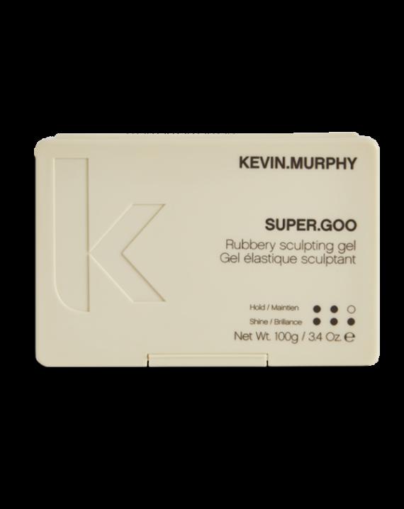 Super.goo Gel Gomoso De Fijación Extra Firme 100g - Kevin Murphy